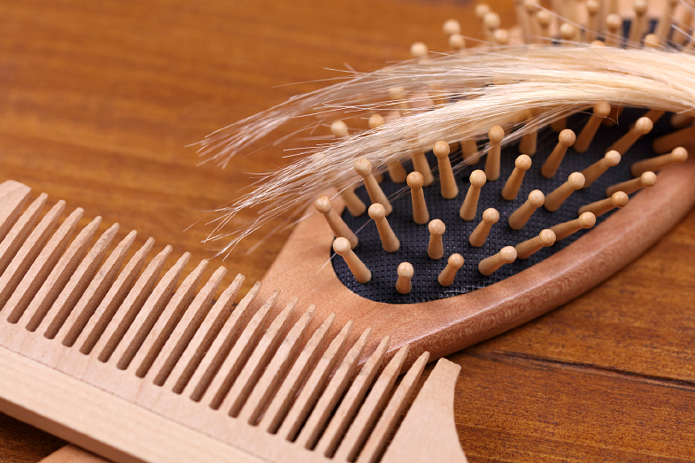 brush or comb